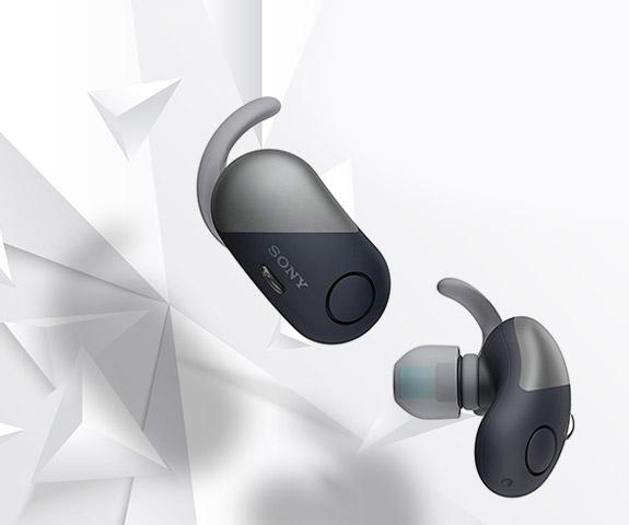 Sony Wireless Noise Cancelling Earphones